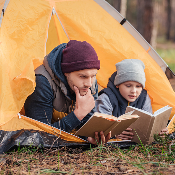 Outdoors Books