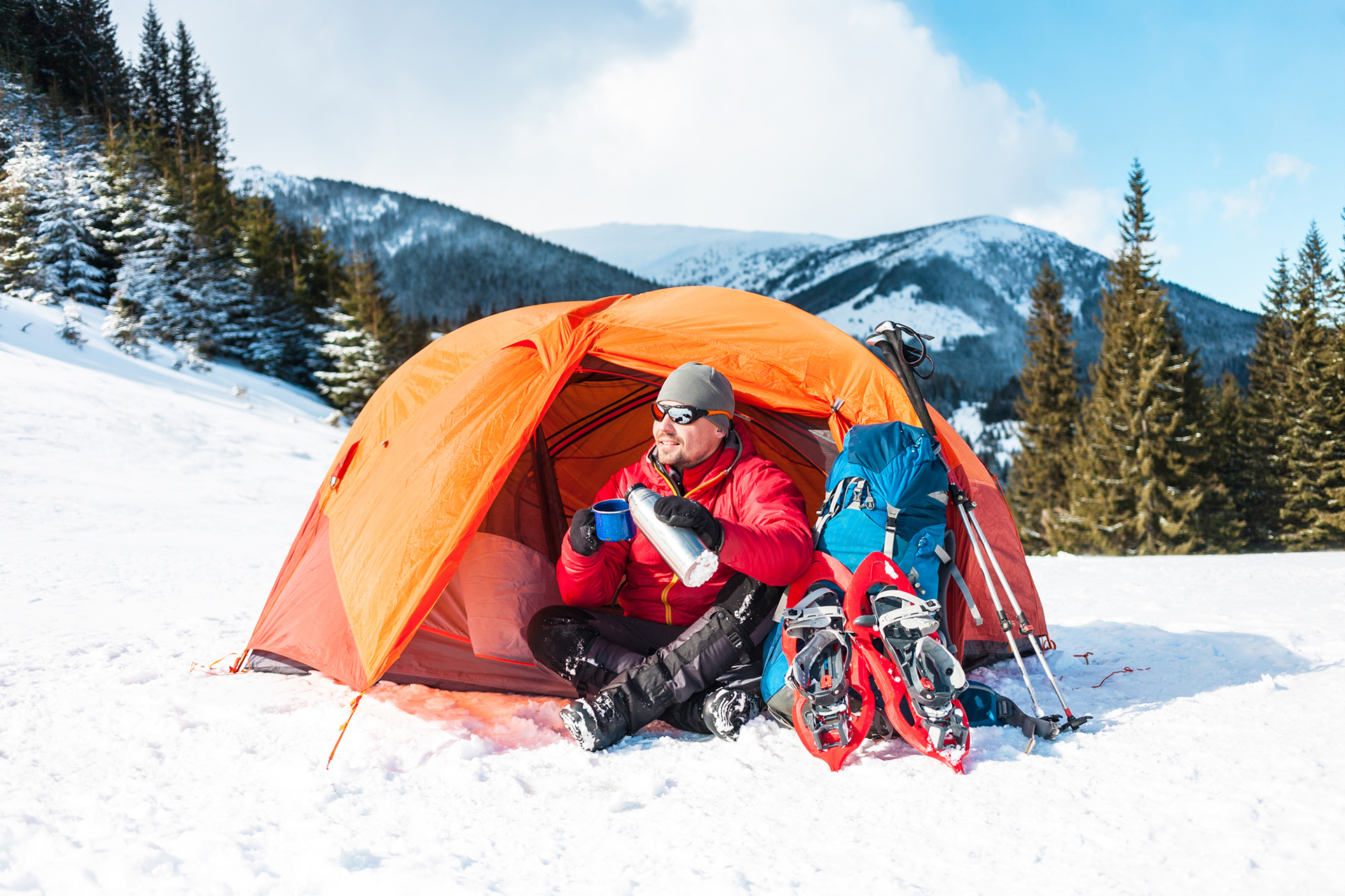 Ultra Light Camping Tent Amazon